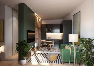 Appartement Castelinho Lisbonne (2)