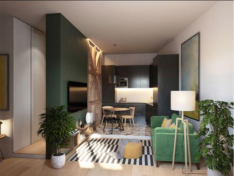 Appartement Castelinho Lisbonne